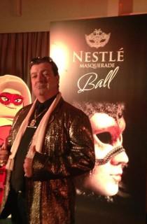 Geoff Masquerade Ball