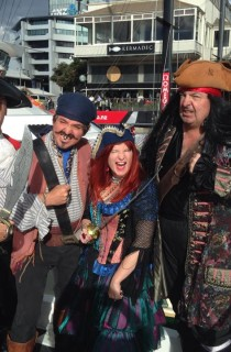 Pirates of the Hauraki